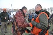 Ostatnie polowanie zbiorowe sezonu 2017/2018r. 13.01.2018