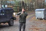 Polowanie Hubertowskie Tulice 09.11.2012 r.