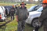 Polowanie integracyjne kół łowieckich powiatu sztumskiego 2016