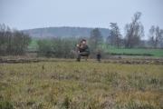 Polowanie zbiorowe w rejonie Las Klatt - Habry 15.11.2014r.