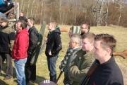 Szkolenie kandydatów oraz trening myśliwych [3 kwietnia 2011]