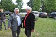 Wizytacja Zarządu Okręgowego w KŁ Cyranka 29.09.2015